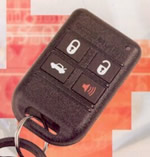 CA-120: Advanced Vehicle Security with Keyless Entry